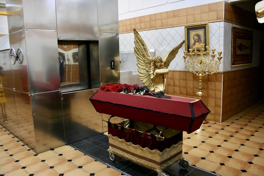 Эконом кремация в Москве